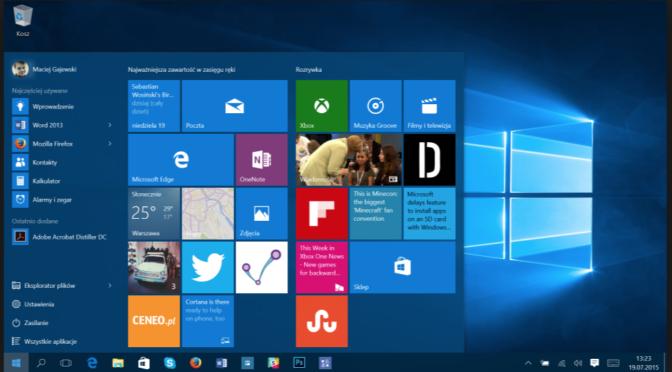 Czy Windows 7 to niebezpieczny przeżytek?