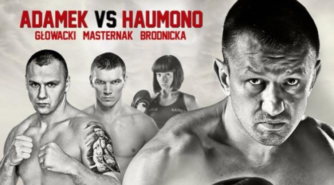 """Gala Polsat Boxing Night VII """"Nowe rozdanie"""" (Ergo Arena Gdańsk)"""